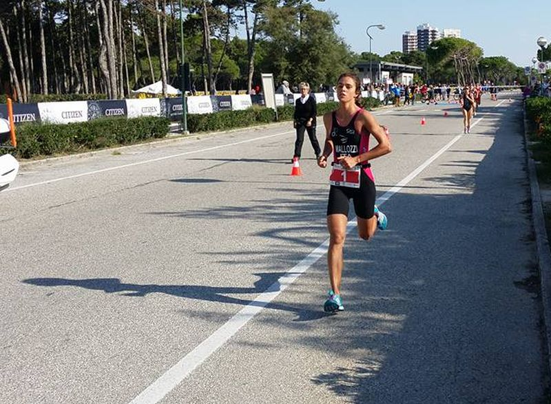 Italiani Triathlon Sprint: la video intervista a Beatrice Mallozzi