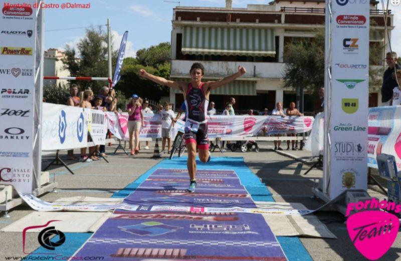2017-09-02 Triathlon Sprint Montalto di Castro