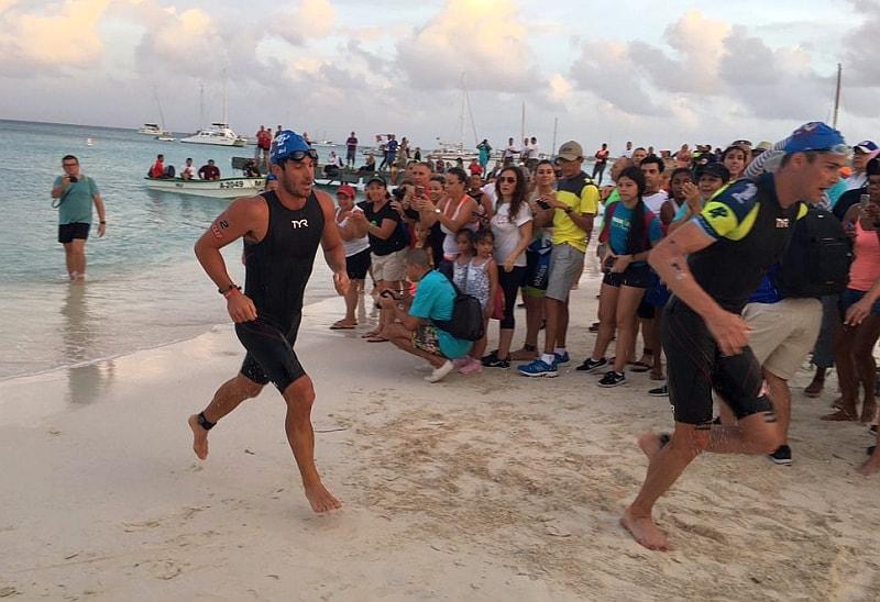 Davide Giardini 3° al Challenge Aruba