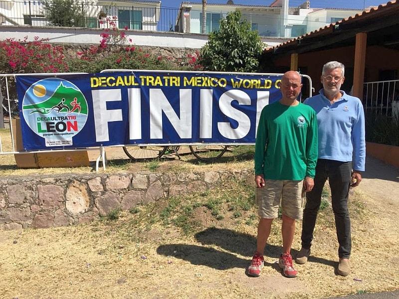 2017-10-15/29 IUTA World Cup Race Deca Ultra triathlon