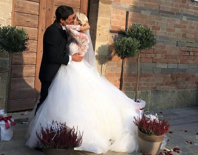 21 ottobre 2017, Gaia e Luca sposi!