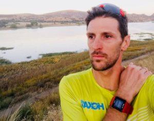Alessandro Degasperi è alla sua seconda esperienza all'Ironman Hawaii, dopo l'esordio dello scorso anno