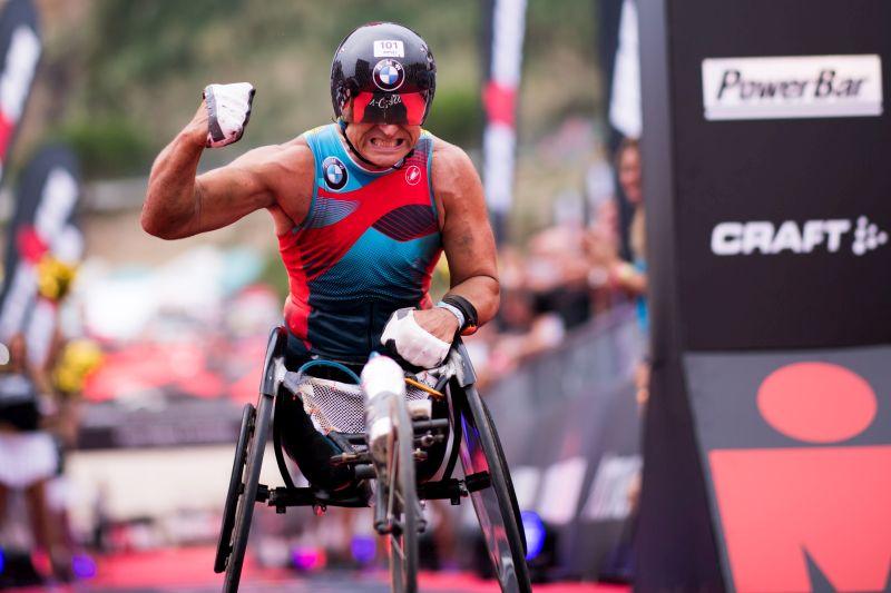 Alex Zanardi e il Triathlon! (5^ parte)