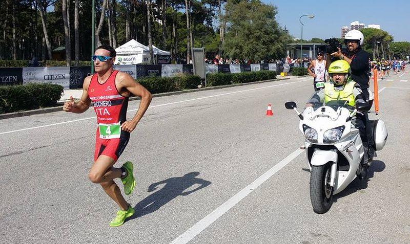 Italiani Triathlon Sprint: la video intervista con Andrea Secchiero