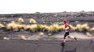 Daniel Fontana (DDS) è costretto a ritirarsi dall'Ironman Hawaii 2017 al 60°K della frazione ciclistica