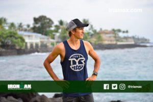 Daniel Fontana, sabato 14 ottobre 2017, sarà al via del suo quinto Ironman World Championship, Kona-Hawaii (Foto ©triamax.com)