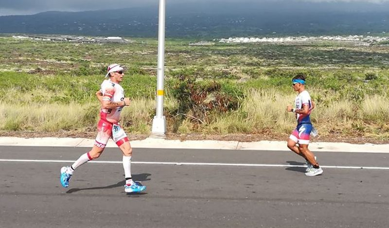 LIVE – Ironman Hawaii, PRO men: Alessandro Degasperi nei top 20