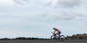 Giulio Molinari è al suo debutto all'Ironman World Championship, Kona-Hawaii