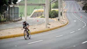 Heather Jackson è l'avversaria più accreditata della svizzera Ryf. L'americana, nell'Ironman Hawaii 2016, si è aggiudicata la seconda piazza (Foto ©IRONMANtri)