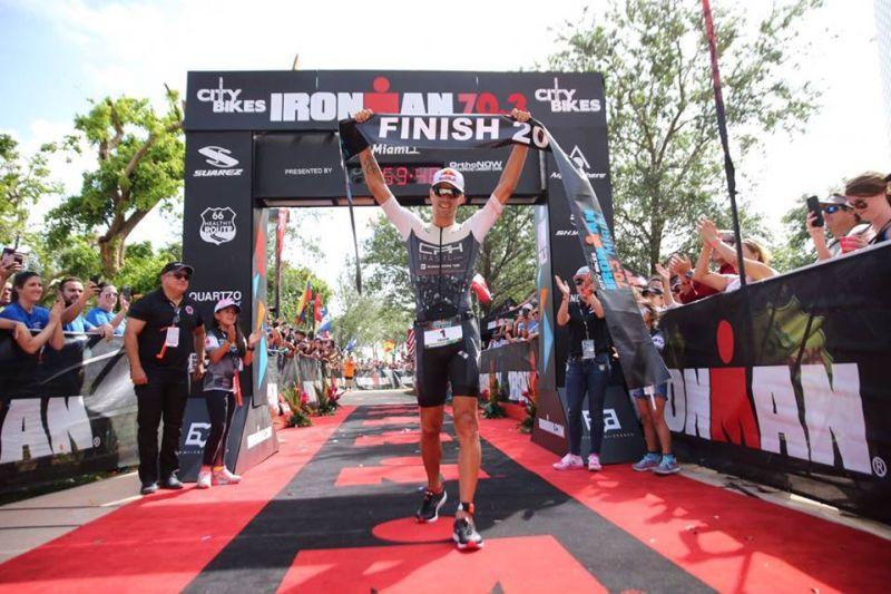 2017-10-22 Ironman 70.3 Miami