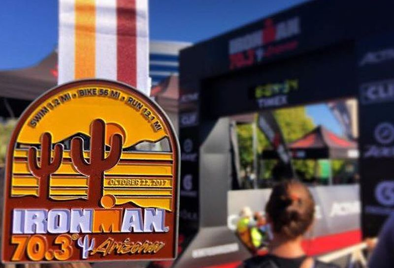 2017-10-22 Ironman 70.3 Arizona