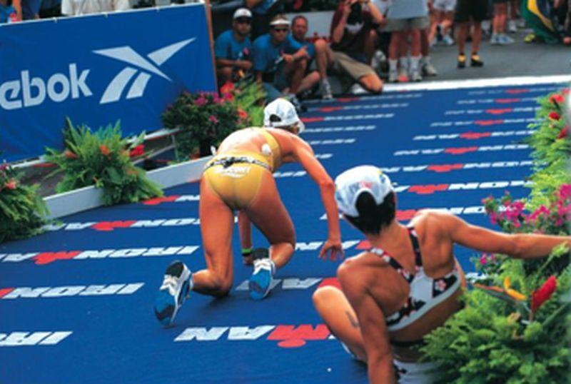 Sai che all'Ironman Hawaii è successo anche questo?