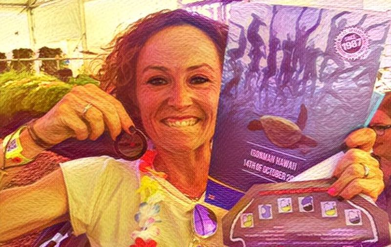 """Road to Kona: Laura Strappaveccia e la """"prima"""" alle Hawaii"""