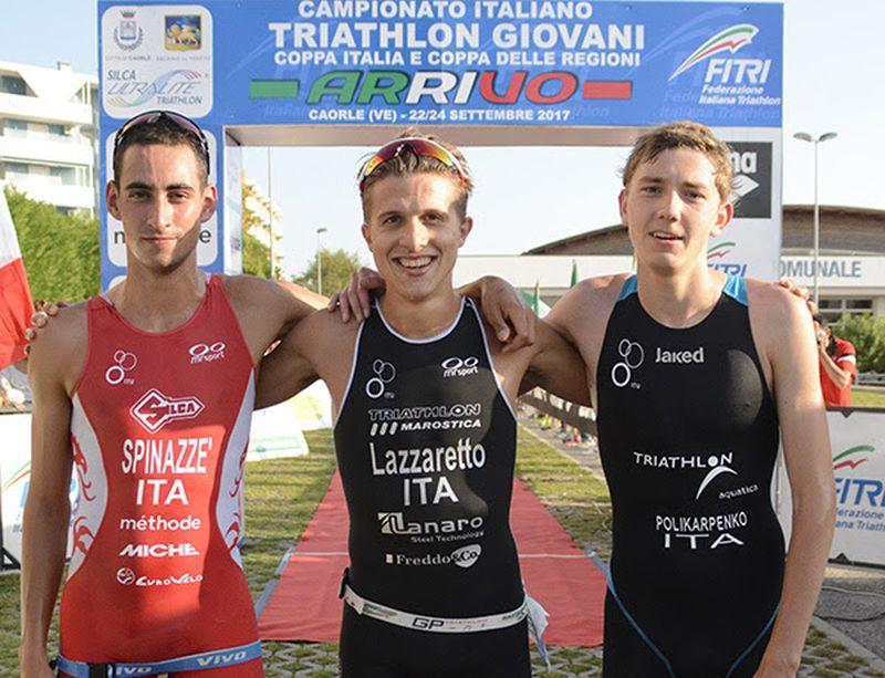 2017-09-22/23 Campionati Italiani Triathlon Giovani – Coppa Italia