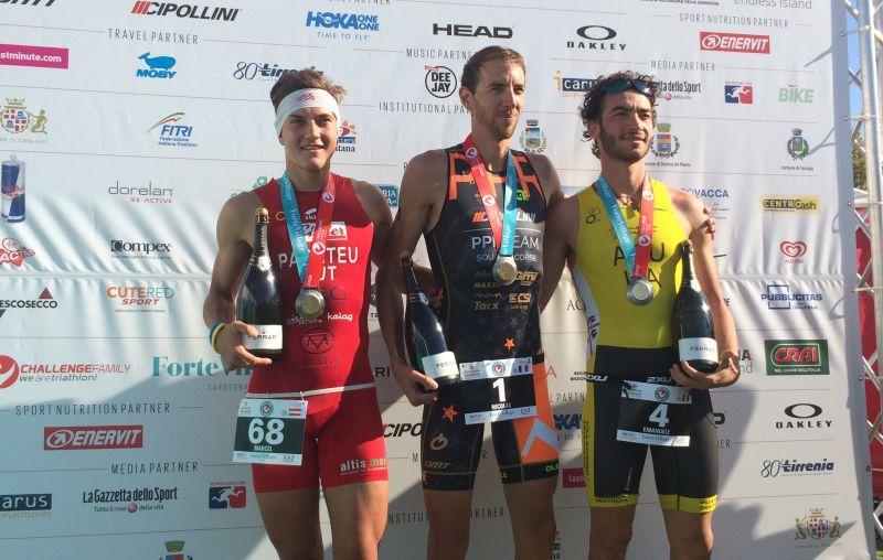 2017-10-28 Challenge Forte Village Sardinia Triathlon Sprint