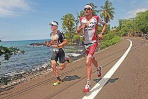Correre in riva all'Oceano: la maratona dell'Ironman Hawaii è anche questo!
