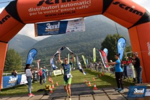 Carola Fiori Balestra (Triathlon Cremona Stradivari) vince il 3end Endine Lake Olympic Triathlon 2017
