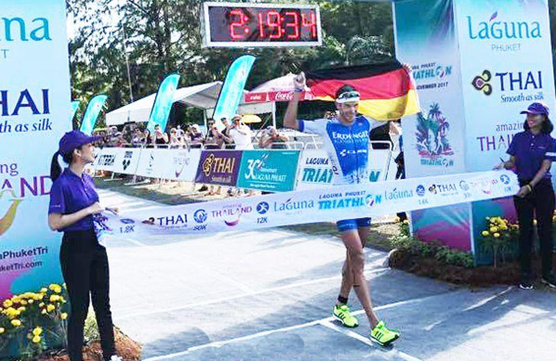 Stasera su Bike Channel il Laguna Phuket Triathlon