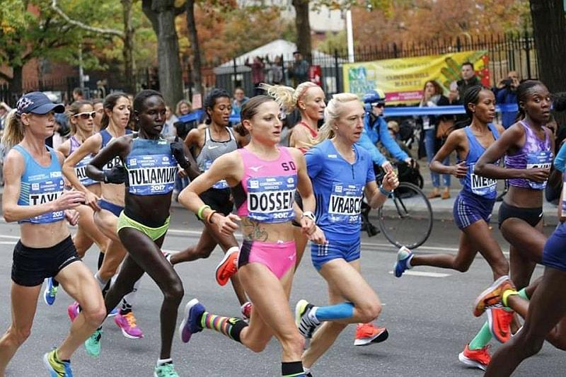 Sara Dossena 6^ alla NYC Marathon!
