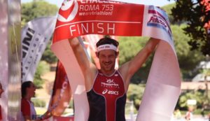 Lo svizzero Sven Riederer domina il 1° Challenge Roma 753, disputato domenica 23 luglio 2017