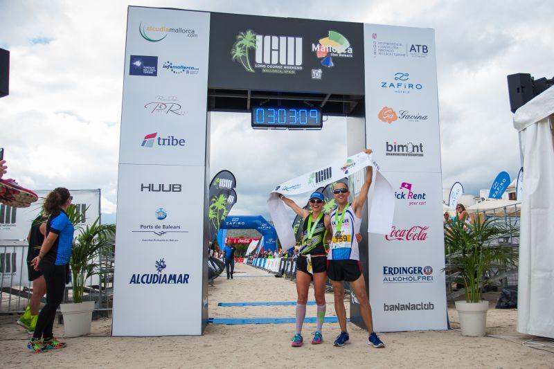 Gossage e Vickery vincono il Long Course Weekend Mallorca