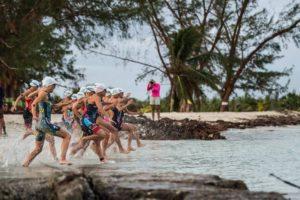"""L'edizione 2017 del """"The Island House Invitational Triathlon"""" si corre il 17 e 18 novembre. Due giorni per tre gare (super sprint, enduro e sprint) e un montepremi di 500.000 dollari!"""
