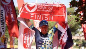 La britannica Laura Siddall è regina della prima edizione del Challenge Roma 753, corso il 23 luglio 2017