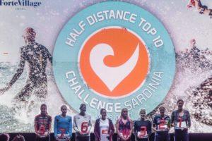 Le 10 atlete migliori al Challenge Forte Village Sardinia 2017 (Foto ©Challenge Forte Village Sardinia)