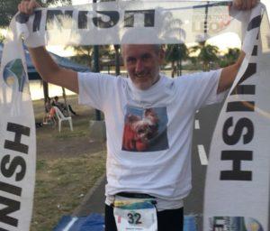 L'italiano Roberto Lendaro è finisher al Deca Continuous Deca triathlon, disputato a Leon (Messico) dal 15 al 29 ottobre: è 9° in 300:07:33