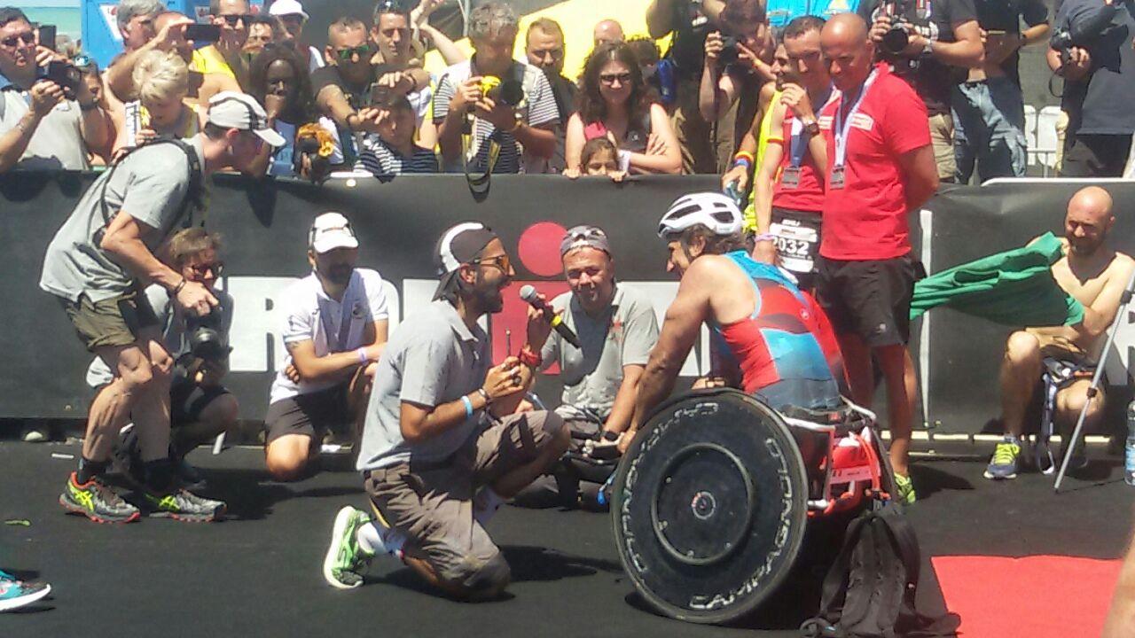 Alex Zanardi e il Triathlon! (3^ parte)