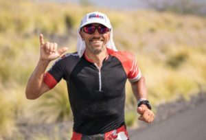 Mauro Ciarrocchi è finisher all'Ultraman World Championship Hawaii 2017 in 25:30:36 (Foto ©ultramanlive.com)