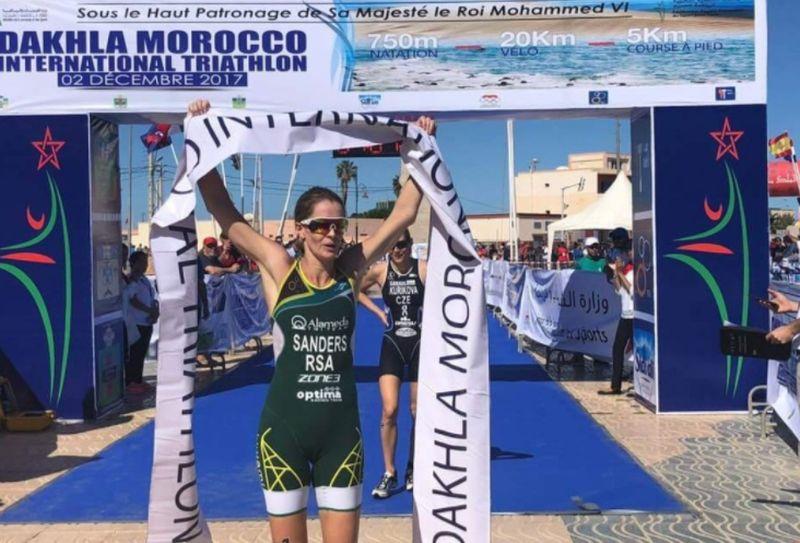 2017-12-02 Dakhla ATU Sprint Triathlon African Cup