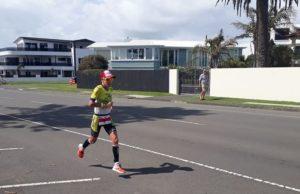 Melissa Hauschildt vince il Port of Taupanga Half 2018, davanti a Teresa Adam e Amelia Watkinson