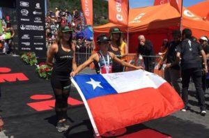 Barbara Riveros è profeta in patria e vince l'Ironman 70.3 Pucon, davanti a Ellie Salthouse e Valentina Carvallo