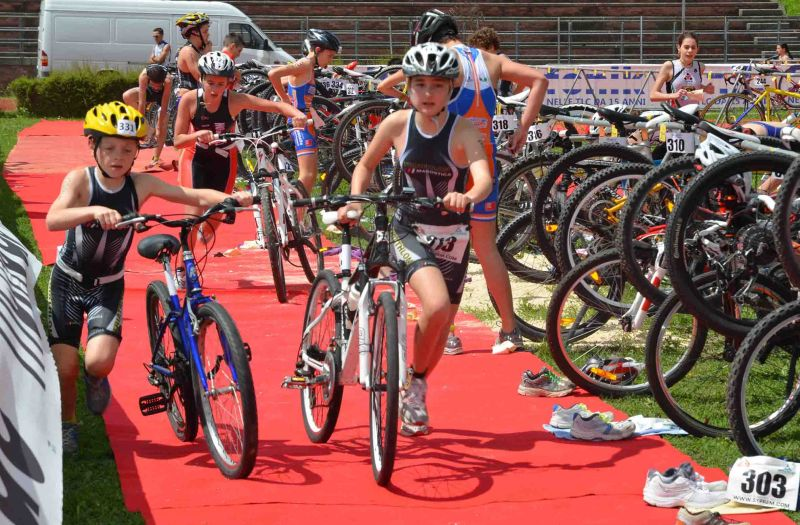 Il Triathlon Veneto premia i suoi campioni 2017