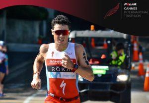 Lo spagnolo Javier Gomez correrà il 5° Cannes International Triathlon 2018, in calendario nel week end del 27-29 aprile