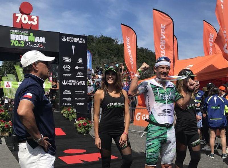 2018-01-14 Ironman 70.3 Pucon