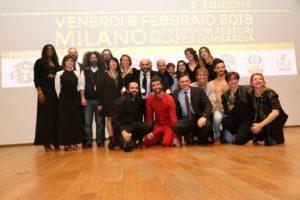 """Il """"dream team"""" del Gala del Triathlon 2018 (Foto ©Sergio Tempera)"""