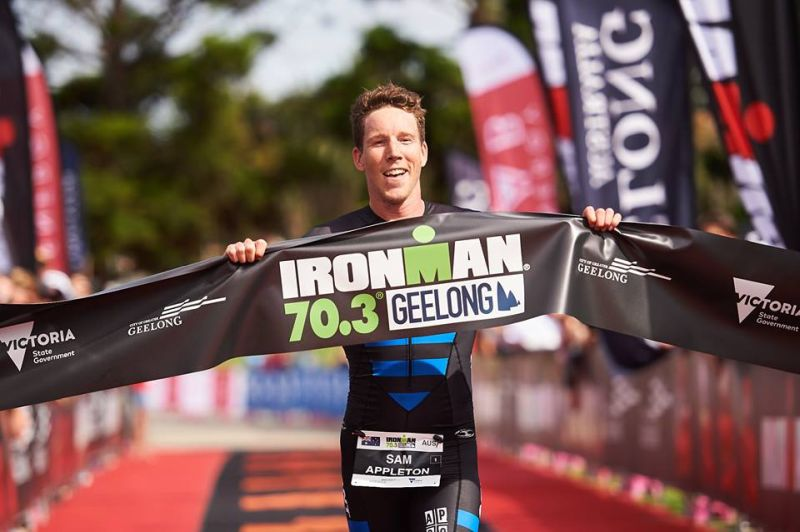 2018-02-18 Ironman 70.3 Geelong