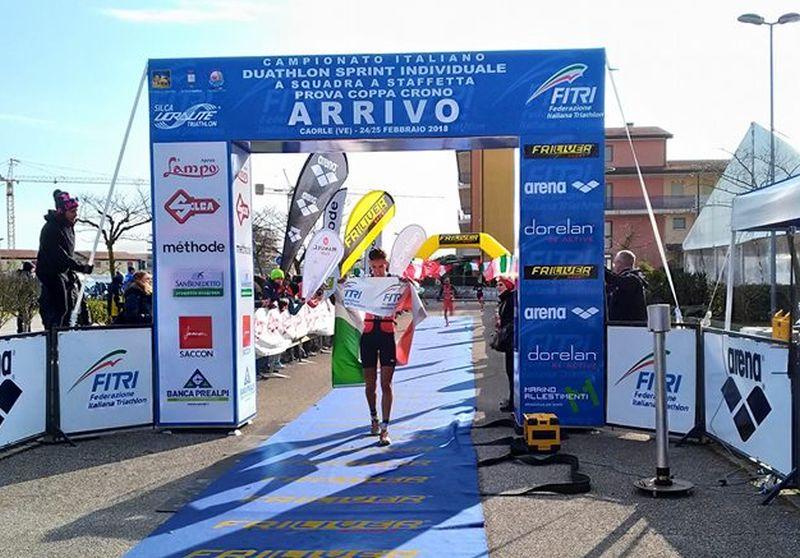 2018-02-24/25 Campionati Italiani Assoluti di duathlon sprint