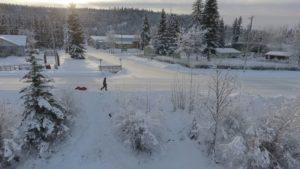 Le bassissime temperature (tra i - 35° e i - 47°) hanno reso ancora più ardua la Yukon Arctic Ultra 2018