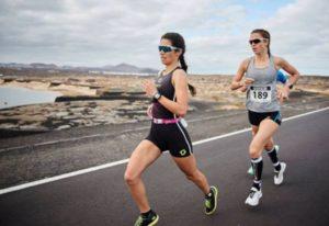 Anche Elisabetta Curridori, qui in versione runner, è entrata a far parte del team Scott (Foto ©Mitchell)