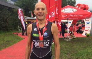 Stefano Veroni vince il Challenge Kaiserwinkl-Walchsee 2017 nella categoria M45