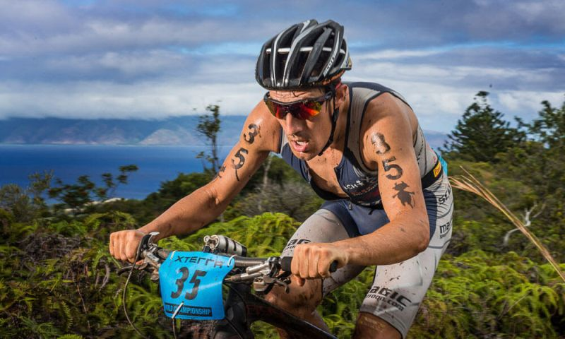 Sebastian Kienle all'XTERRA South Africa 2018