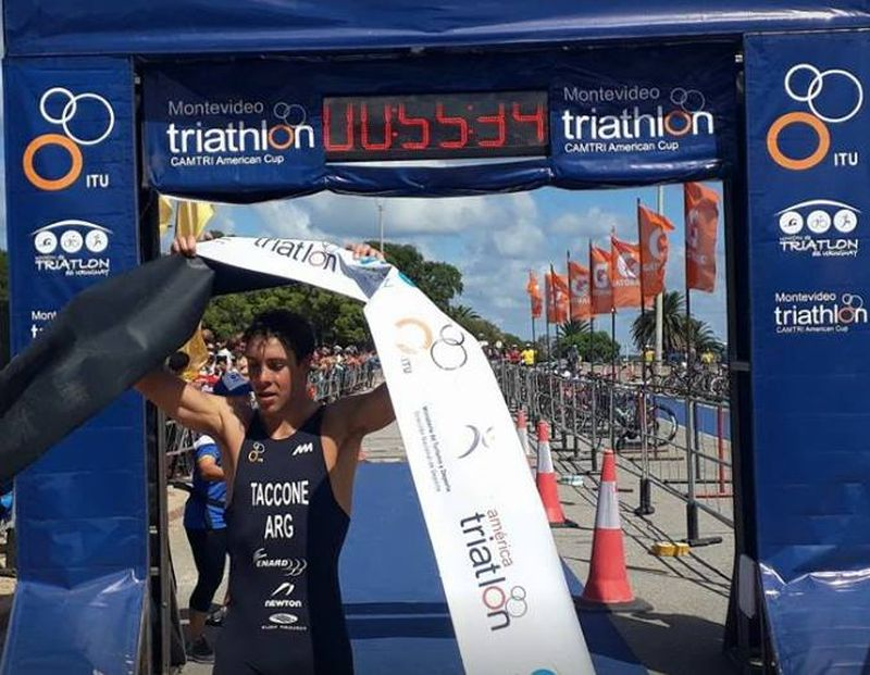 2018-03-11 Montevideo Sprint Triathlon South American Championships