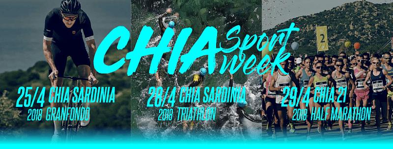 Chia Sport Week, la settimana ideale per coniugare sport e vacanza