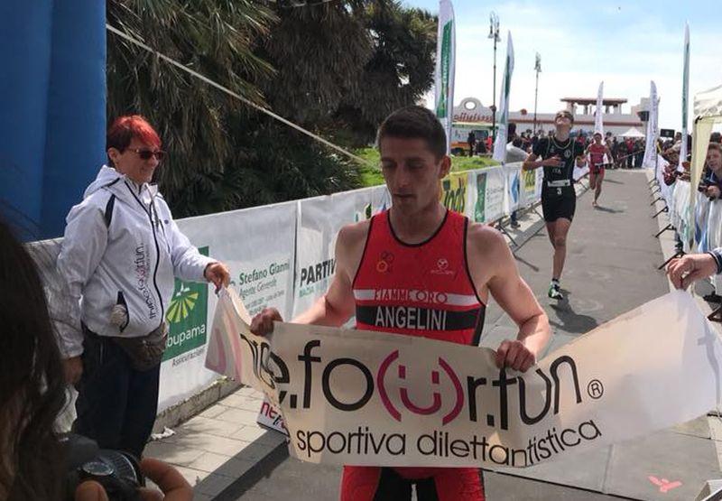 2018-03-25 Duathlon Sprint di Ostia