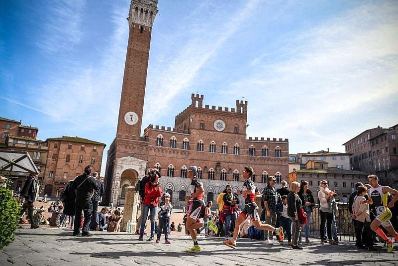 Il Duathlon torna nel cuore di Siena