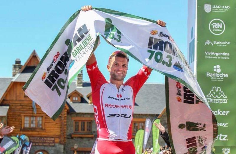 Ironman 70.3 Bariloche 2018: vincono Kaye e Bozzone, Fontana è sesto