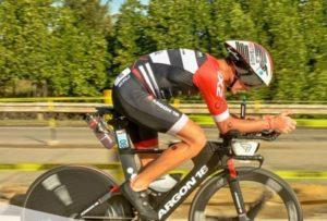 Il 3 volte campione del mondo Ironman Craig Alexander è giunto 4° all'Ironman 70.3 Davao Philippines (Foto ©AsiaTRI.com)